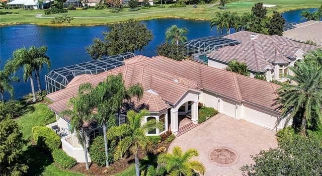 8140 Collingwood Court, University Park, FL 34201 (MLS #A4459371) :: Delgado Home Team at Keller Williams
