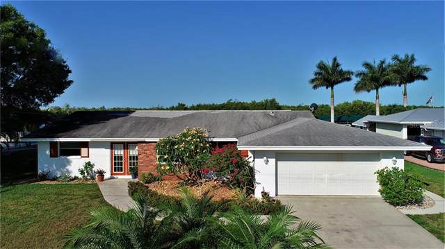 24187 Treasure Island Boulevard, Punta Gorda, FL 33955 (MLS #A4461363) :: Armel Real Estate