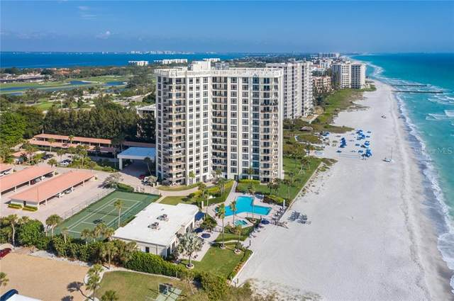 2525 Gulf Of Mexico Drive 14B, Longboat Key, FL 34228 (MLS #A4463921) :: Your Florida House Team