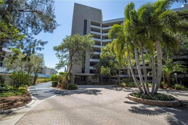 5880 Midnight Pass Road #407, Sarasota, FL 34242 (MLS #A4464689) :: Team Buky
