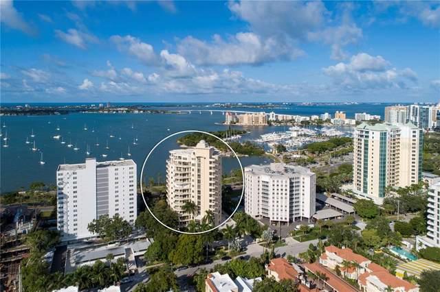 500 S Palm Avenue #102, Sarasota, FL 34236 (MLS #A4469606) :: Premium Properties Real Estate Services
