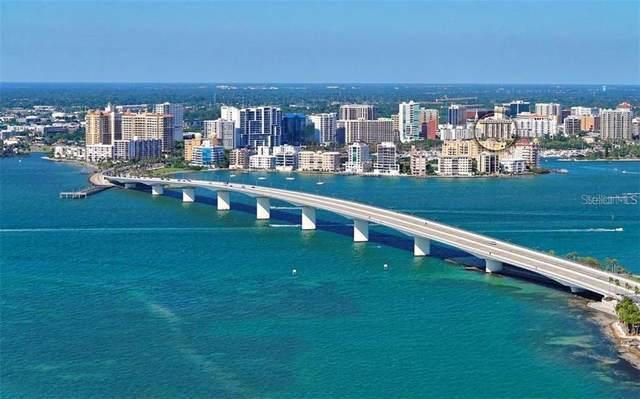 101 S Gulfstream Avenue 15E, Sarasota, FL 34236 (MLS #A4471225) :: Alpha Equity Team