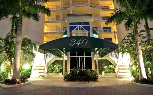 340 S Palm Avenue Pl1, Sarasota, FL 34236 (MLS #A4471687) :: Zarghami Group