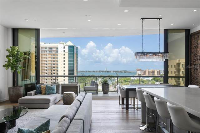 300 S Pineapple Avenue #901, Sarasota, FL 34236 (MLS #A4471966) :: Alpha Equity Team