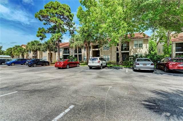 4013 Crockers Lake Boulevard #22, Sarasota, FL 34238 (MLS #A4477938) :: Cartwright Realty