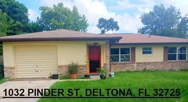 1032 Pinder Street, Deltona, FL 32725 (MLS #A4477960) :: Bustamante Real Estate