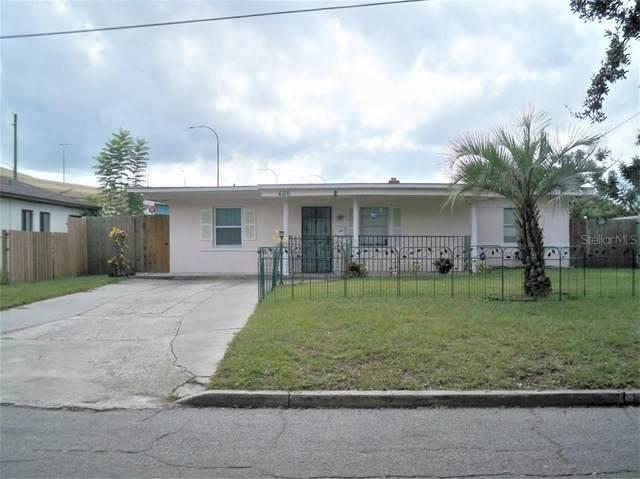 606 20TH Street, Orlando, FL 32805 (MLS #A4486438) :: Everlane Realty