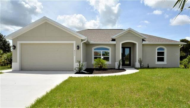 8224 Leopold Avenue, North Port, FL 34287 (MLS #A4486519) :: Florida Real Estate Sellers at Keller Williams Realty
