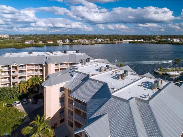 1260 Dolphin Bay Way #301, Sarasota, FL 34242 (MLS #A4487346) :: Medway Realty