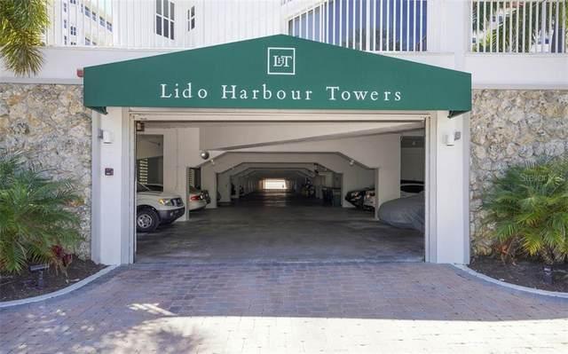 1770 Benjamin Franklin Drive #607, Sarasota, FL 34236 (MLS #A4488579) :: The Lersch Group