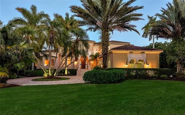 500 Harbor Point Road, Longboat Key, FL 34228 (MLS #A4491328) :: Vacasa Real Estate