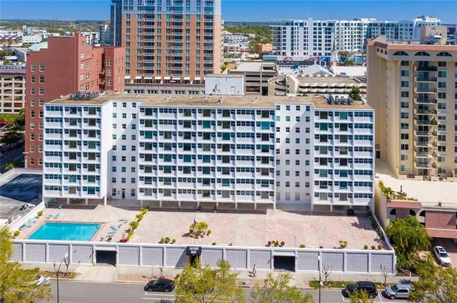 33 S Gulfstream Avenue #404, Sarasota, FL 34236 (MLS #A4491796) :: Zarghami Group