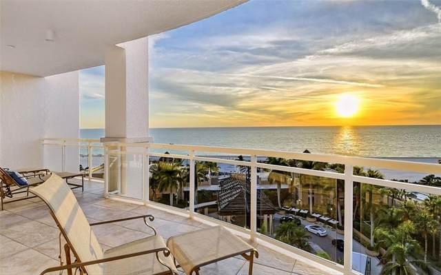 1300 Benjamin Franklin Drive #804, Sarasota, FL 34236 (MLS #A4493203) :: Rabell Realty Group