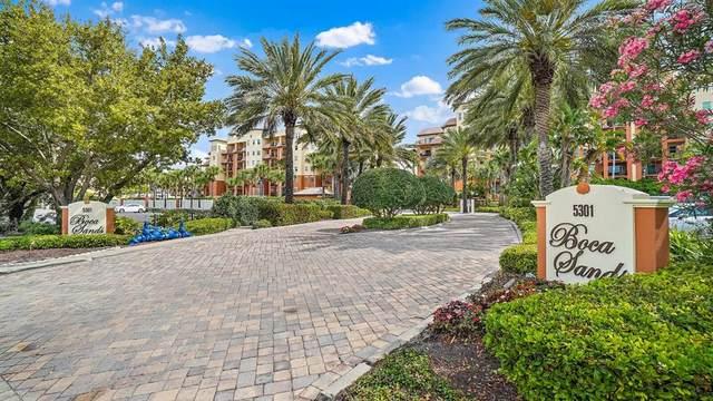 5301 Gulf Boulevard A507, St Pete Beach, FL 33706 (MLS #A4497579) :: Medway Realty