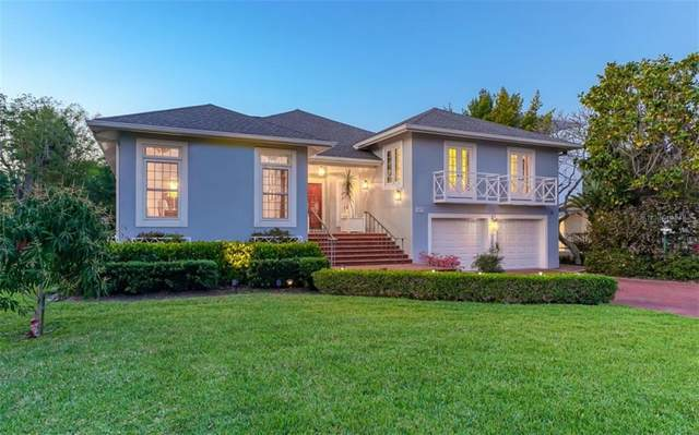 437 Cleveland Drive, Sarasota, FL 34236 (MLS #A4497923) :: The Paxton Group