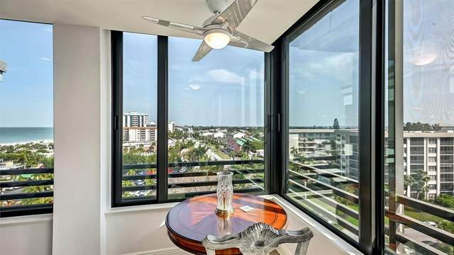 1104 Benjamin Franklin Drive #818, Sarasota, FL 34236 (MLS #A4498701) :: The Paxton Group