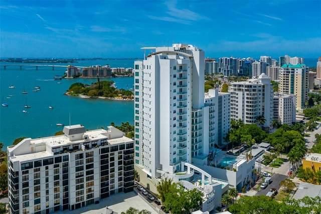 624 S Palm Avenue #5, Sarasota, FL 34236 (MLS #A4501662) :: Delgado Home Team at Keller Williams