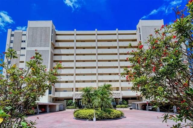 6140 Midnight Pass Road #306, Sarasota, FL 34242 (MLS #A4502379) :: Pepine Realty