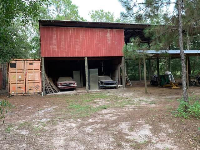 41124 24TH Terrace E, Myakka City, FL 34251 (MLS #A4502513) :: Coldwell Banker Vanguard Realty