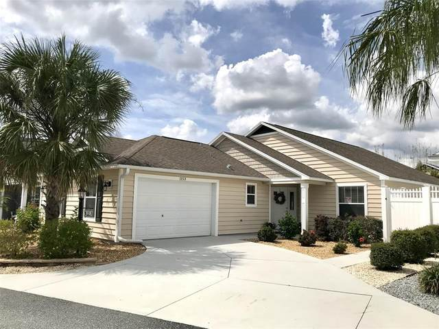1153 Old Dominion Road, The Villages, FL 32162 (MLS #A4509574) :: The Light Team