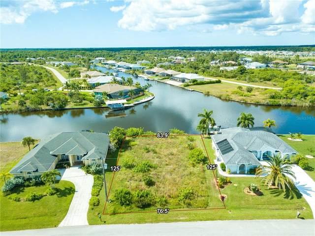 8098 Arlewood Circle, Port Charlotte, FL 33981 (MLS #A4514868) :: Everlane Realty