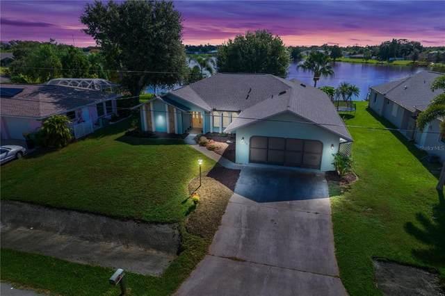 430 Strasburg Drive, Port Charlotte, FL 33954 (MLS #A4515128) :: Delgado Home Team at Keller Williams