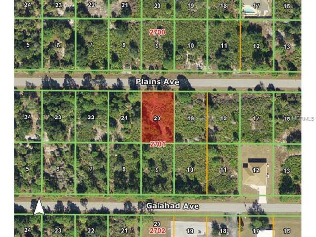 17459 Plains Avenue, Port Charlotte, FL 33948 (MLS #C7043253) :: The Duncan Duo Team