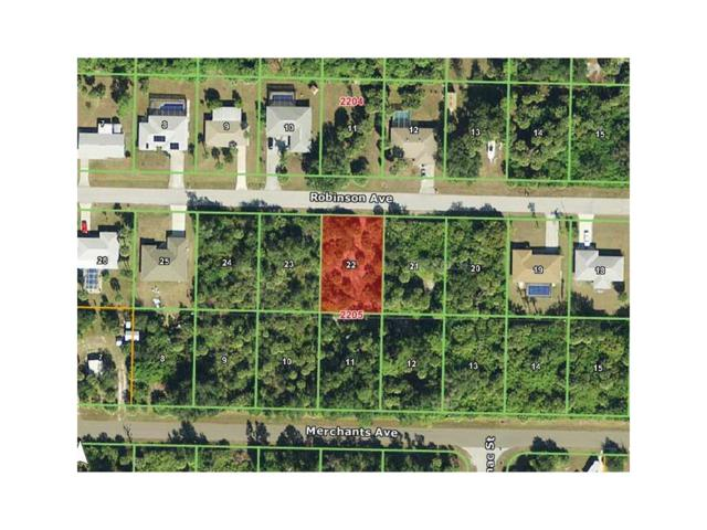 18227 Robinson Avenue, Port Charlotte, FL 33948 (MLS #C7054589) :: Griffin Group