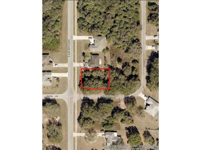 Boswell Street, North Port, FL 34288 (MLS #C7209979) :: The Duncan Duo Team