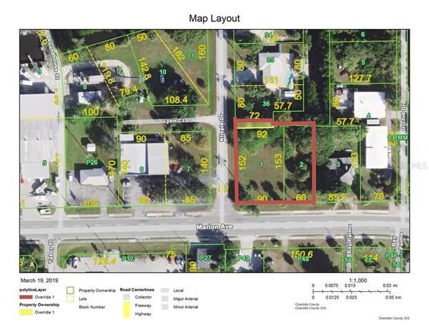 25142 Marion Avenue, Punta Gorda, FL 33950 (MLS #C7229611) :: Delgado Home Team at Keller Williams