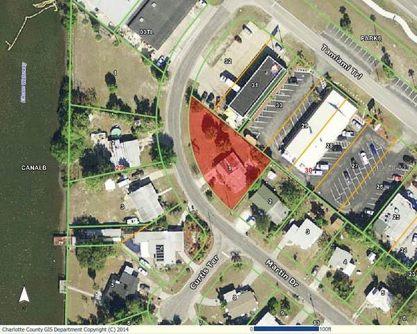 105 Martin Drive NE, Port Charlotte, FL 33952 (MLS #C7230189) :: Alpha Equity Team