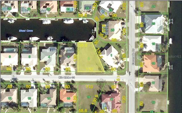 2510 Rio Lisbo Court, Punta Gorda, FL 33950 (MLS #C7230838) :: Delgado Home Team at Keller Williams