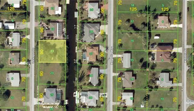 2732 Larkspur Drive, Punta Gorda, FL 33950 (MLS #C7237518) :: The Duncan Duo Team