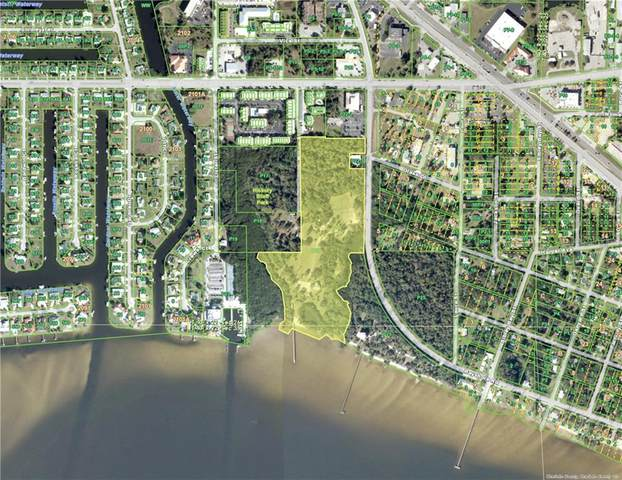 22801 Bayshore Road, Port Charlotte, FL 33980 (MLS #C7239186) :: Team Buky