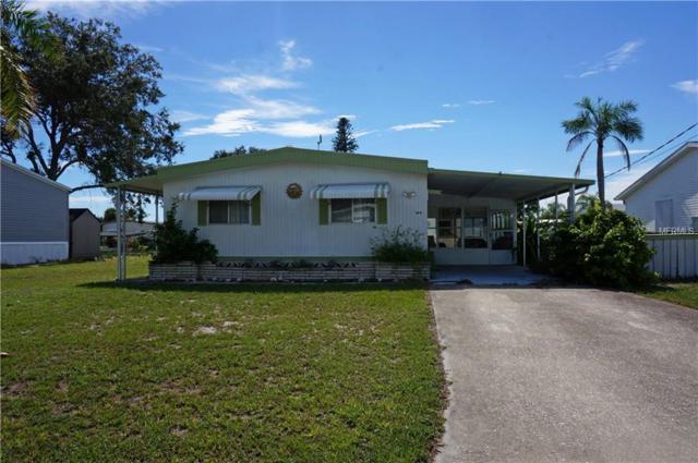 160 Via Madonna, Englewood, FL 34224 (MLS #C7242346) :: The BRC Group, LLC
