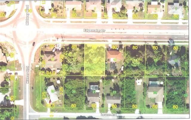19313 Edgewater Drive, Port Charlotte, FL 33948 (MLS #C7245457) :: Heckler Realty