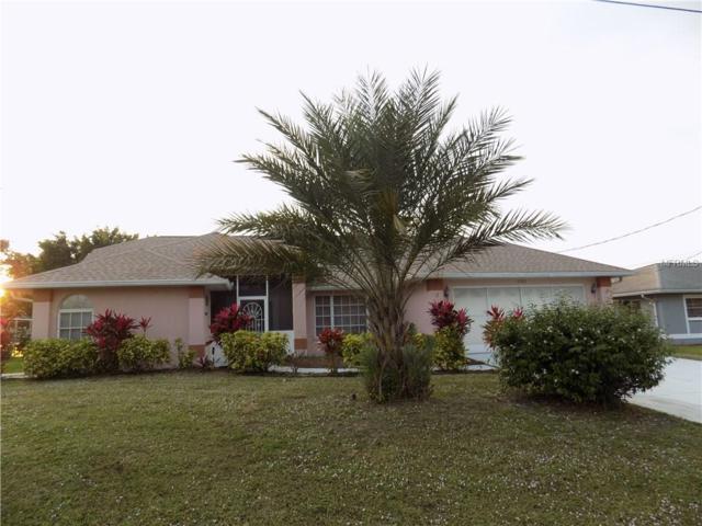5587 Barlow Terrace, North Port, FL 34287 (MLS #C7247237) :: Griffin Group