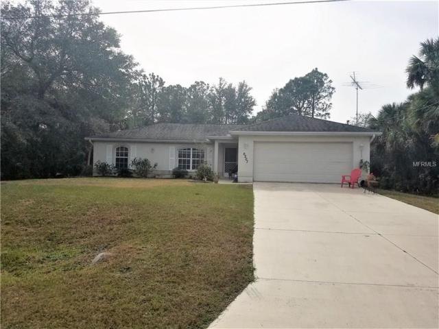 6207 Keating Avenue, North Port, FL 34291 (MLS #C7248260) :: Griffin Group