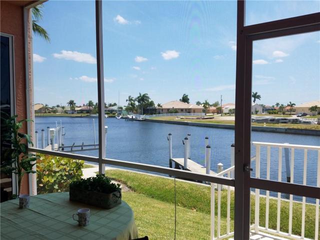 2002 Bal Harbor Boulevard #1411, Punta Gorda, FL 33950 (MLS #C7400623) :: The Duncan Duo Team