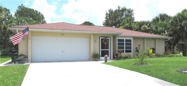 3926 Pinstar Terrace, North Port, FL 34287 (MLS #C7403611) :: Godwin Realty Group