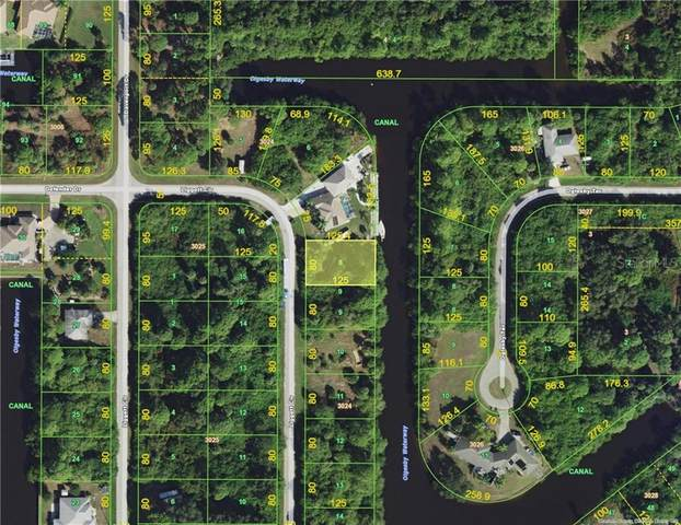 1435 Liggett Circle, Port Charlotte, FL 33953 (MLS #C7404427) :: The Lersch Group
