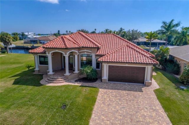 5074 Ackley Terrace, Port Charlotte, FL 33981 (MLS #C7407395) :: Remax Alliance