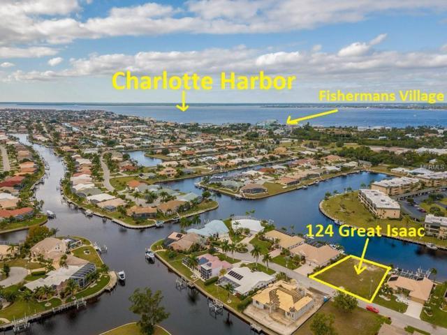 124 Great Isaac Court, Punta Gorda, FL 33950 (MLS #C7409620) :: Medway Realty