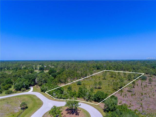 3936 Ridgeland Court, Punta Gorda, FL 33982 (MLS #C7414108) :: The Duncan Duo Team