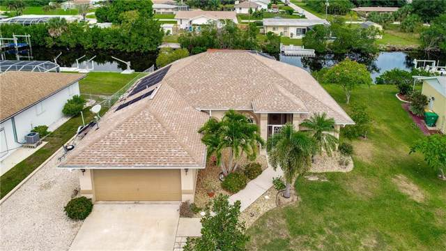 710 Sturgeon Place, Punta Gorda, FL 33950 (MLS #C7420908) :: The Brenda Wade Team