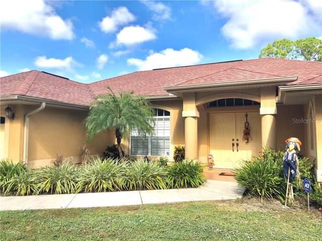 3690 Giblin Drive, North Port, FL 34286 (MLS #C7422846) :: Team Bohannon Keller Williams, Tampa Properties