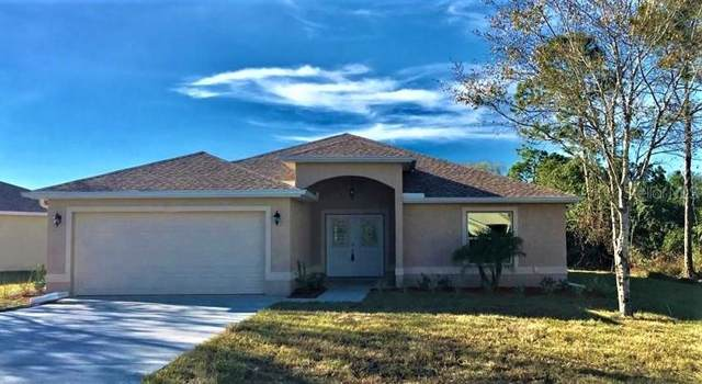 22176 Lancaster Avenue, Port Charlotte, FL 33952 (MLS #C7422893) :: 54 Realty