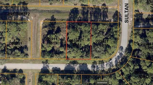 Sultan Avenue, North Port, FL 34286 (MLS #C7425006) :: Bob Paulson with Vylla Home