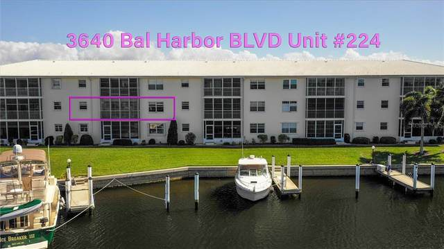 3640 Bal Harbor Boulevard #224, Punta Gorda, FL 33950 (MLS #C7425815) :: The Heidi Schrock Team