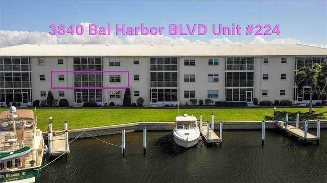 3640 Bal Harbor Boulevard #224, Punta Gorda, FL 33950 (MLS #C7425815) :: Cartwright Realty